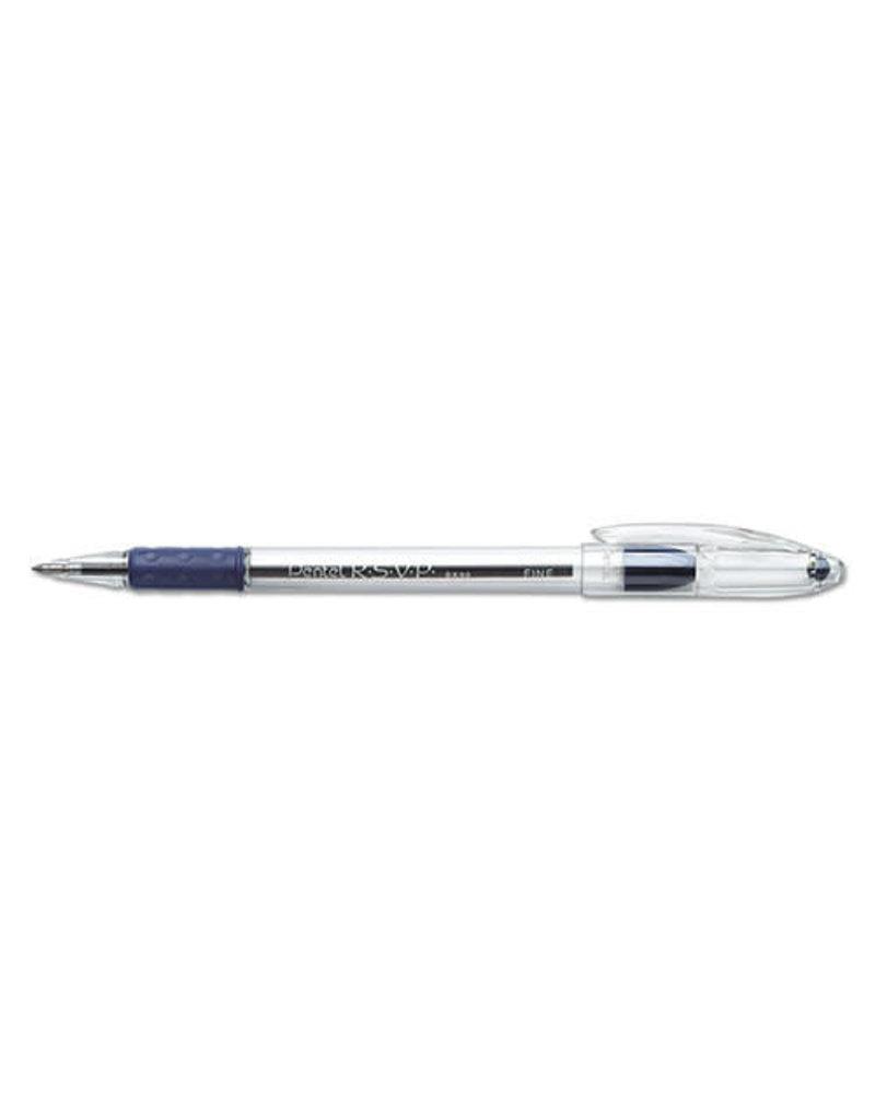 Pentel Rsvp Pen Fine Point - Blue