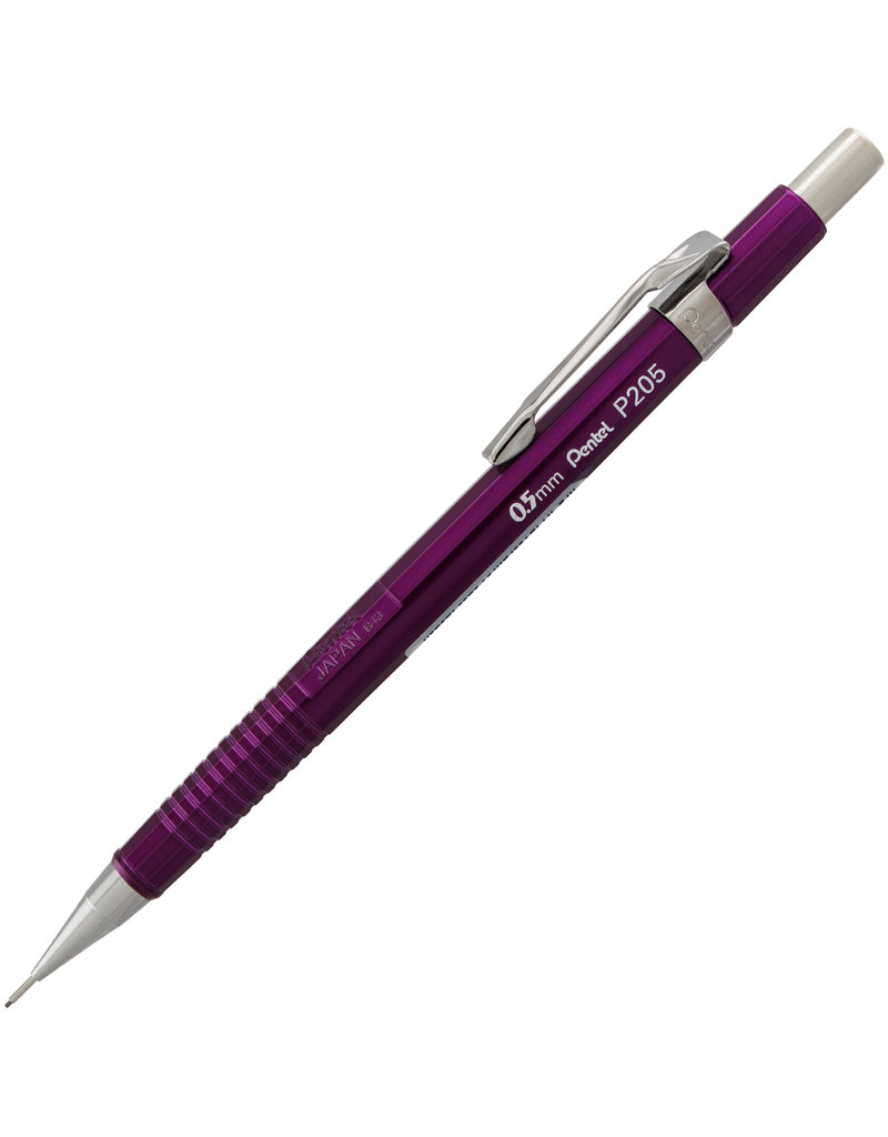 Pentel Sharp Mechanical Pencil  Metallic Purple .5Mm