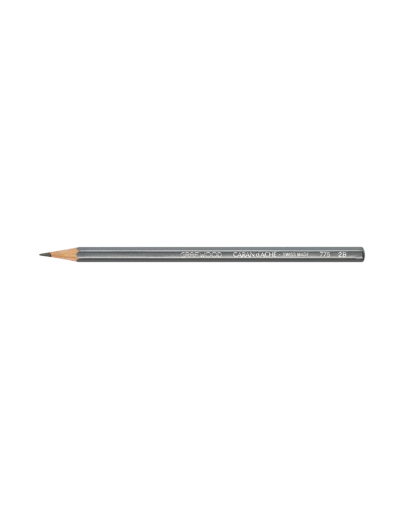 Graphite Line Artist Graphite Pencil Grafwood 2B