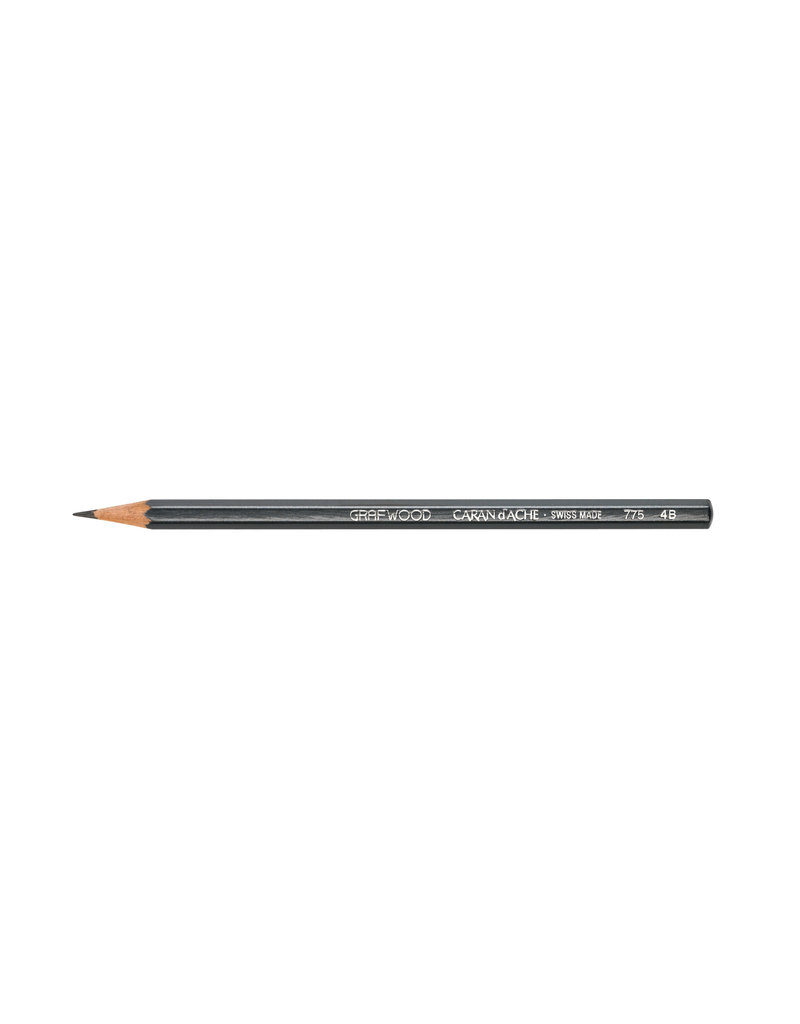 Graphite Line Artist Graphite Pencil Grafwood 4B