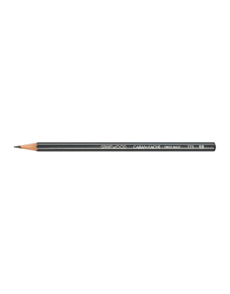 Graphite Line Artist Graphite Pencil Grafwood 5B