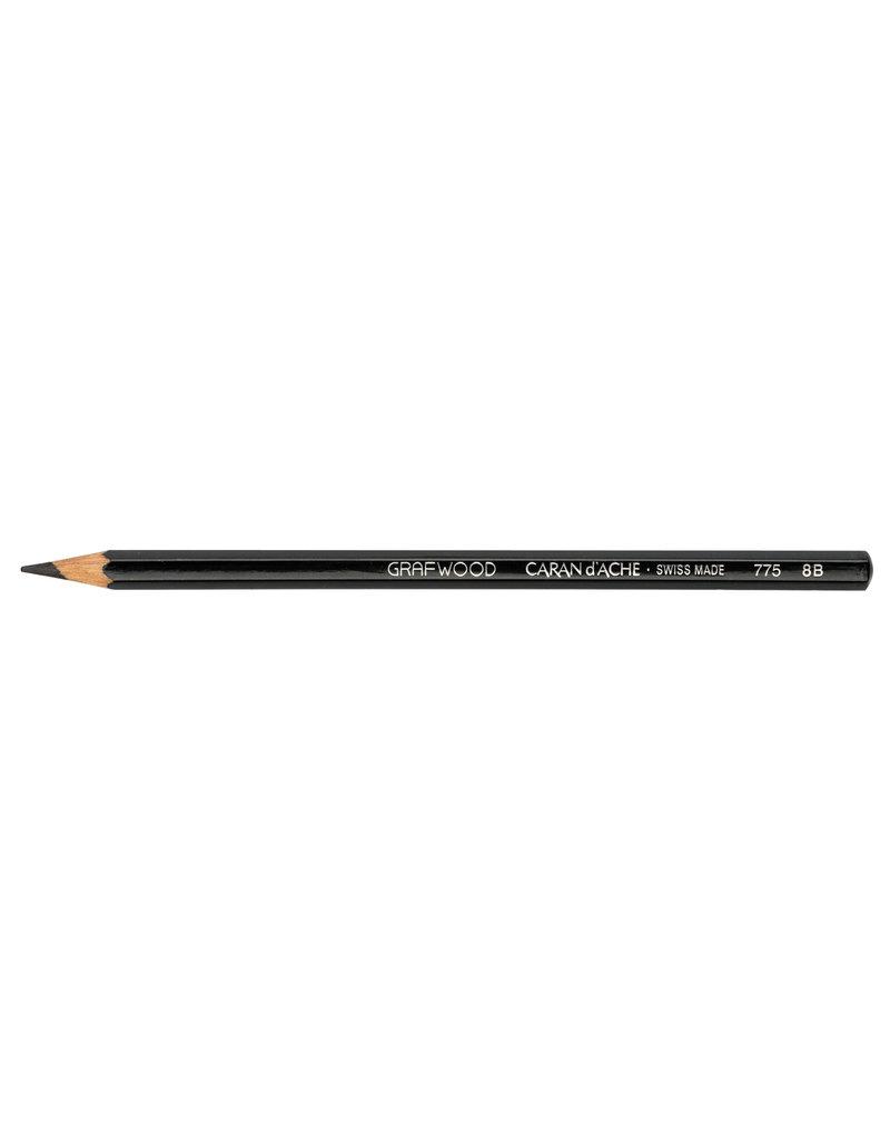 Graphite Line Artist Graphite Pencil Grafwood 8B