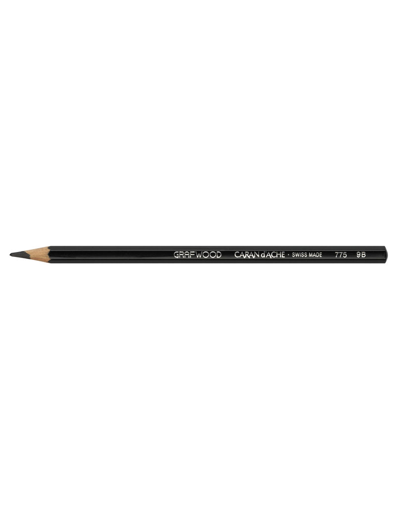 Graphite Line Artist Graphite Pencil Grafwood 9B
