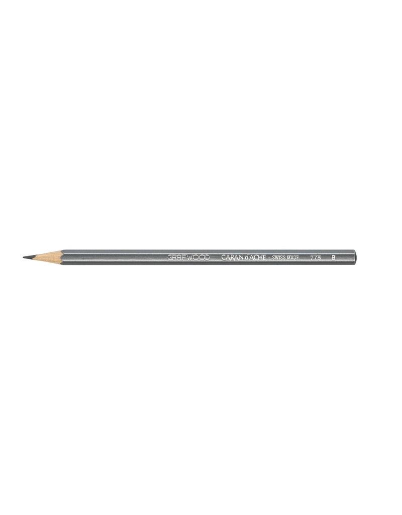 Graphite Line Artist Graphite Pencil Grafwood B
