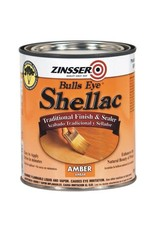 Shellac Amber 1/2 Pint