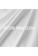 Test Fabrics Cotton Print Cloth - 45'' Wide