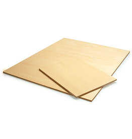 McClains Shina Plywood - 1/4'' 6''x8''