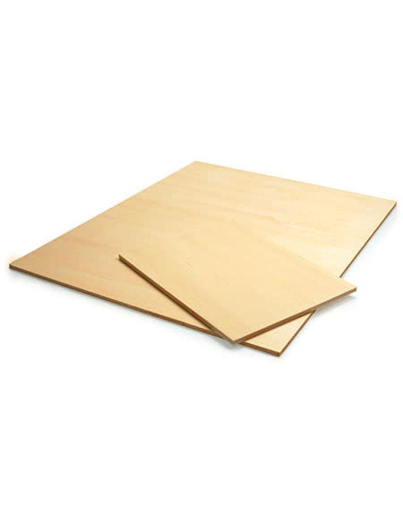 McClains Shina Plywood - 1/4'' 6''x8''