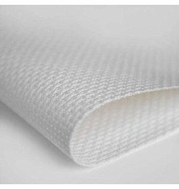 White Aida Cloth 14 Count 12 X 18