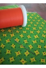 FB 244.01 Needle + Thread + Fabric = Quilt with Susie Brandt