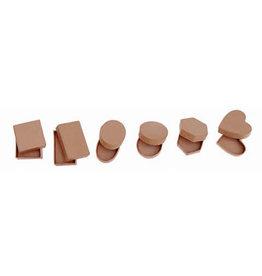 Darice Paper Mache Micro Boxes