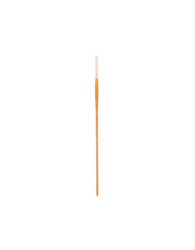 Princeton Refine Natural Bristle Oil & Acrylic Filbert 2