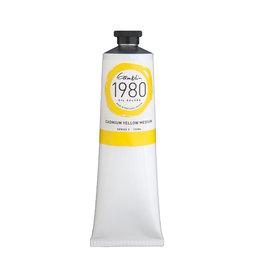 Gamblin 1980 Oil 150Ml Cadmium Yellow Medium