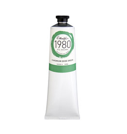 Gamblin 1980 Oil 150Ml Chromium Oxide Green