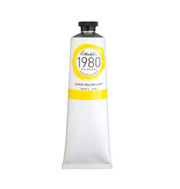 Gamblin 1980 Oil 150Ml Hansa Yellow Light