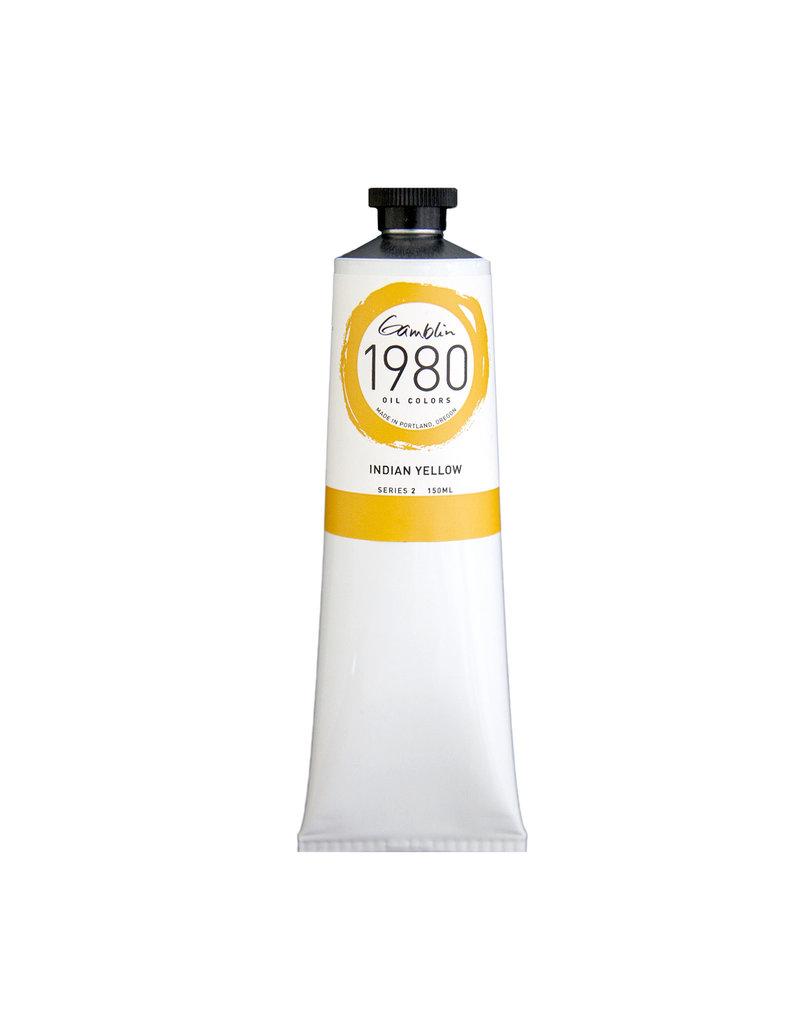 Gamblin 1980 Oil 150Ml Indian Yellow