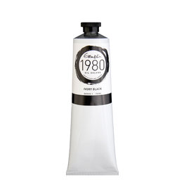 Gamblin 1980 Oil 150Ml Ivory Black