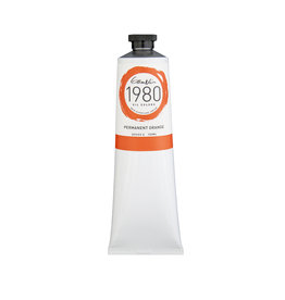 Gamblin 1980 Oil 150Ml Permanent Orange