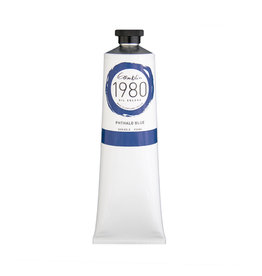 Gamblin 1980 Oil 150Ml Phthalo Blue