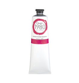 Gamblin 1980 Oil 150Ml Quinacridone Magenta