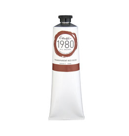 Gamblin 1980 Oil 150Ml Transparent Red Oxide