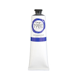 Gamblin 1980 Oil 150Ml Ultramarine Blue