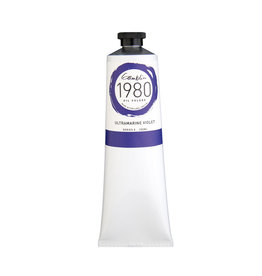 Gamblin 1980 Oil 150Ml Ultramarine Violet