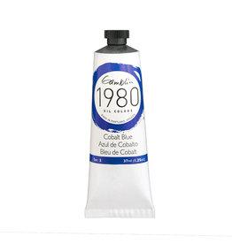 Gamblin 1980 Oil 37Ml Cobalt Blue