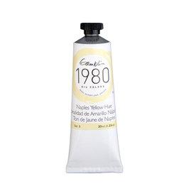 Gamblin 1980 Oil 37Ml Naples Yellow
