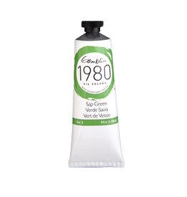 Gamblin 1980 Oil 37Ml Sap Green