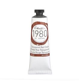 Gamblin 1980 Oil 37Ml Transparent Red Oxide