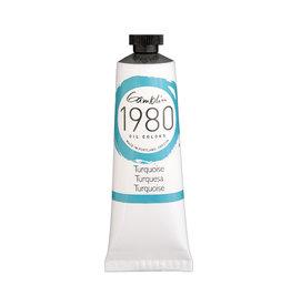 Gamblin 1980 Oil 37Ml Turquoise