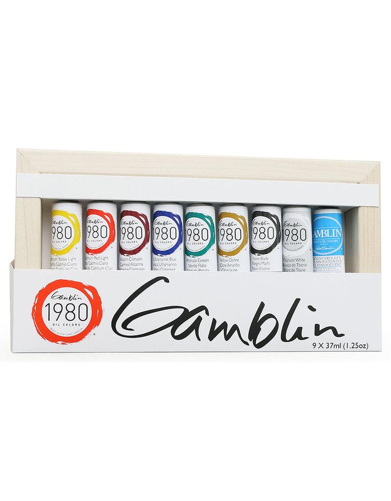 Gamblin 1980 Oil Introductory Set