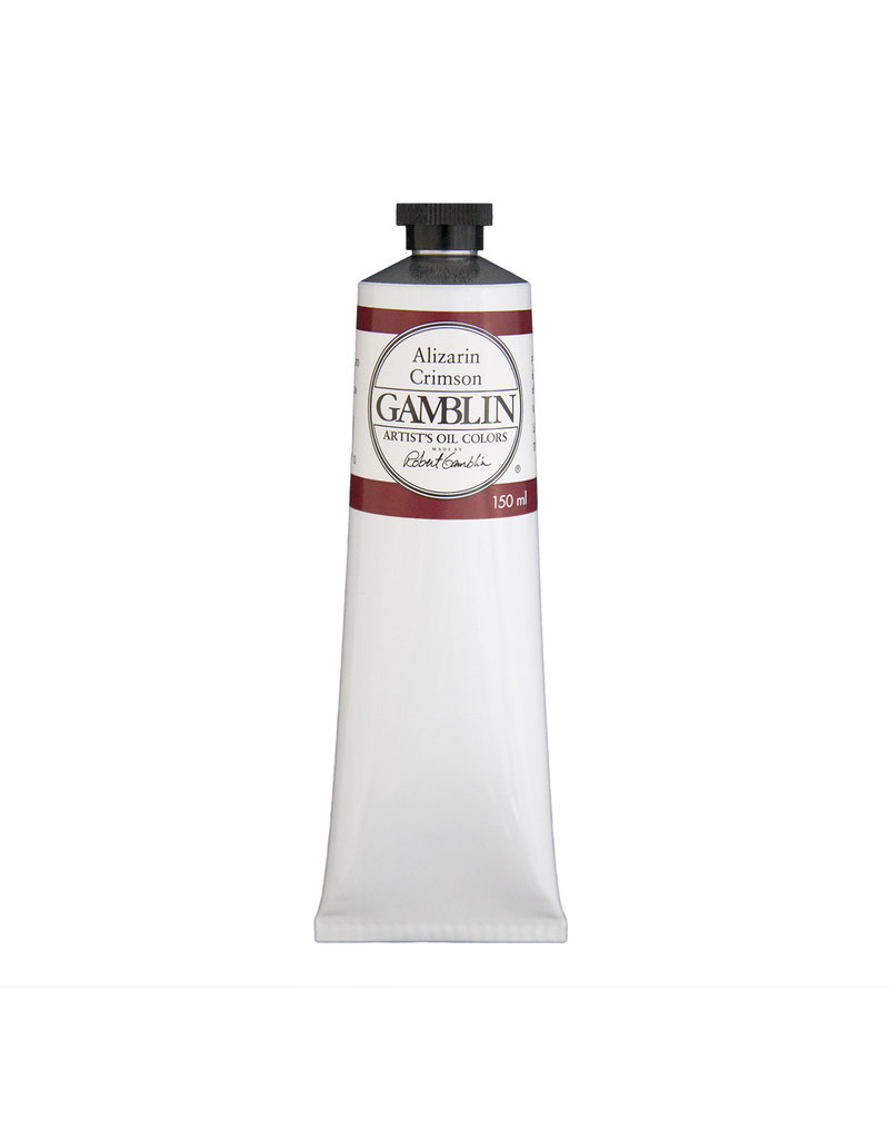 Gamblin Art Oil 150Ml Alizarin Crimson
