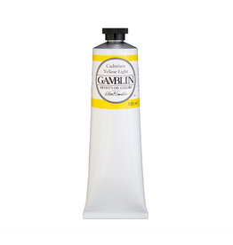 Gamblin Art Oil 150Ml Cadmium Yellow Light