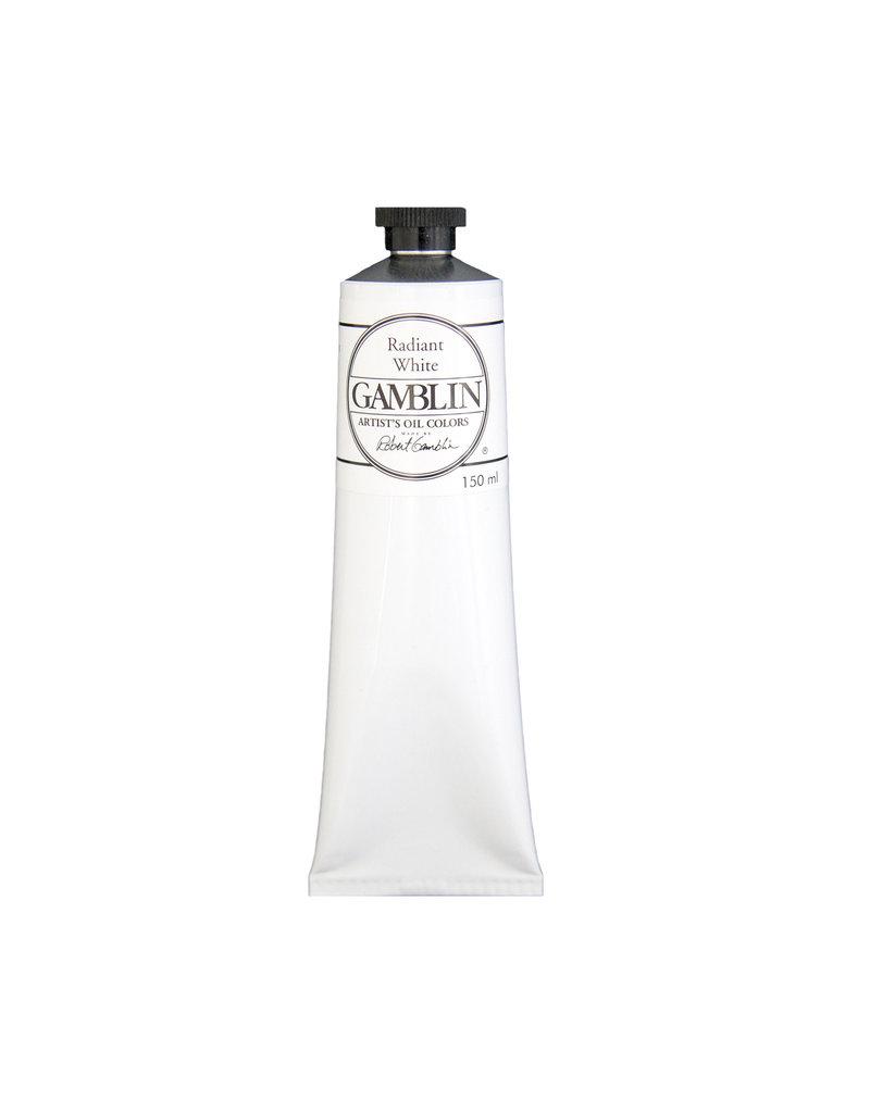 Gamblin Art Oil 150Ml Radiant White