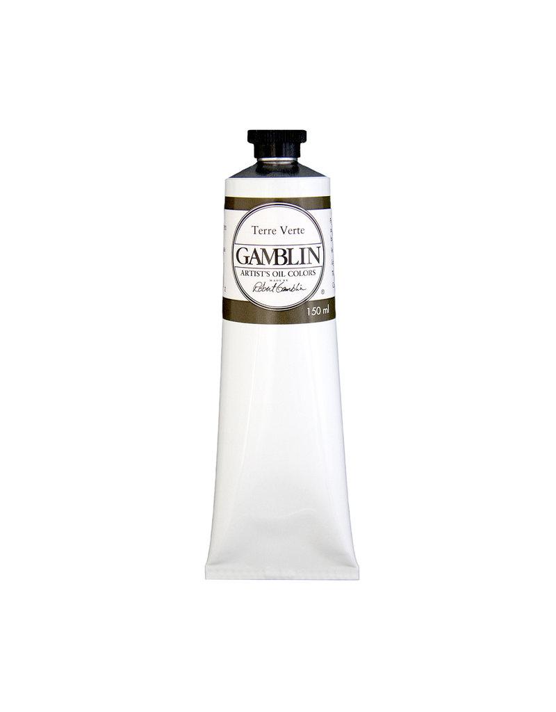 Gamblin Art Oil 150Ml Terre Verte