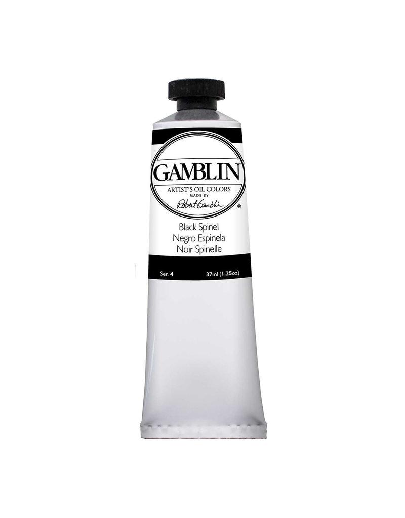 Gamblin Art Oil 37Ml Black Spinel