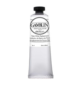 Gamblin Art Oil 37Ml Flake White Replacement