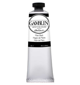 Gamblin Art Oil 37Ml Mars Black