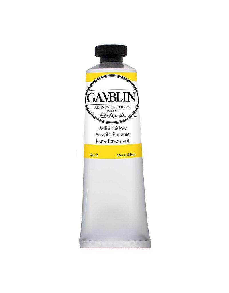Gamblin Art Oil 37Ml Radiant Yellow