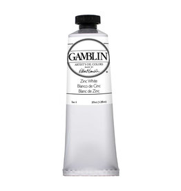 Gamblin Art Oil 37Ml Zinc White