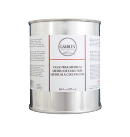 Gamblin Cold Wax Medium 16 Oz