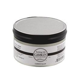 Gamblin Etching Ink Carbon Black 1Lb