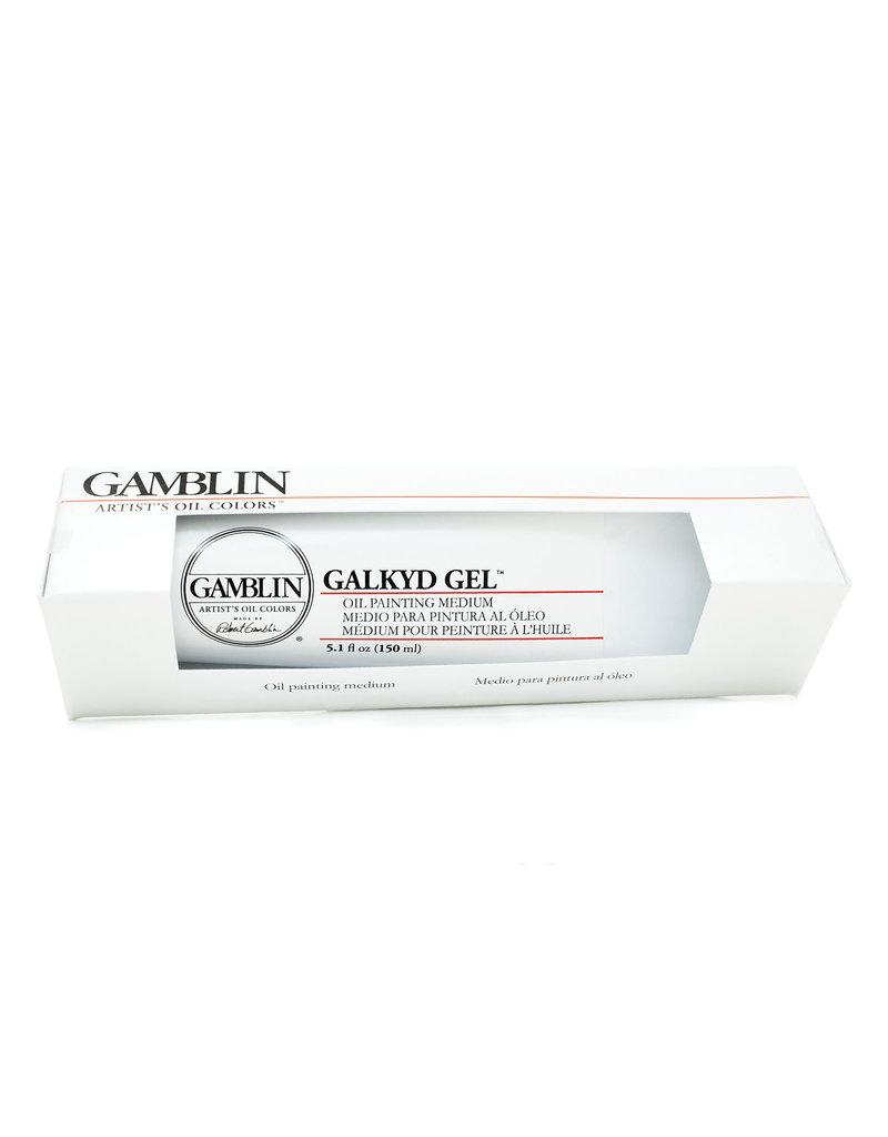 Gamblin Galkyd Gel, 150ml Tube