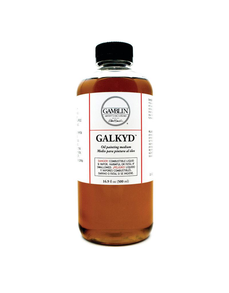 Gamblin Galkyd Medium 16.9 Oz