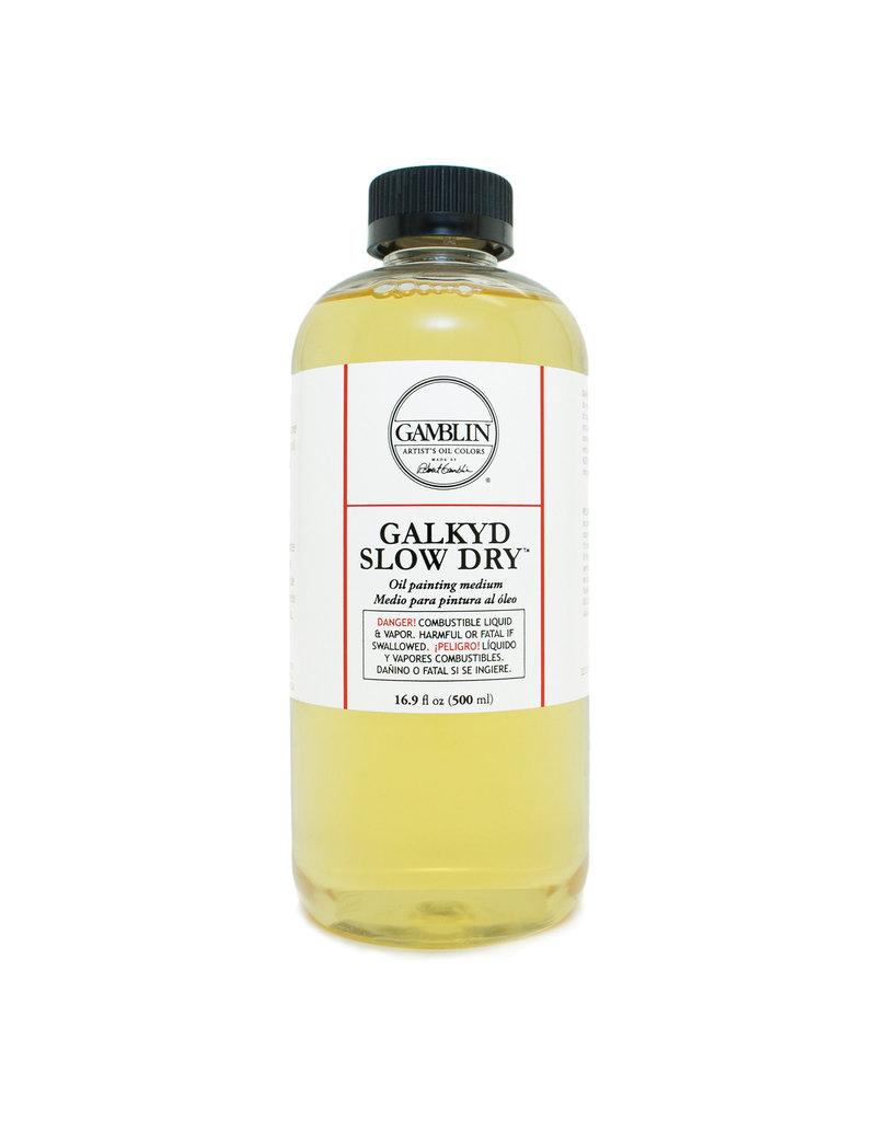Gamblin Galkyd Slow Drying 16 Oz