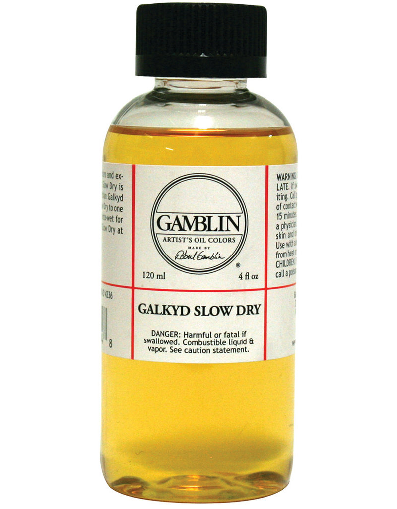 Gamblin Galkyd Slow Drying 4 Oz