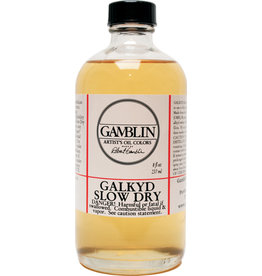 Gamblin Galkyd Slow Drying 8 Oz