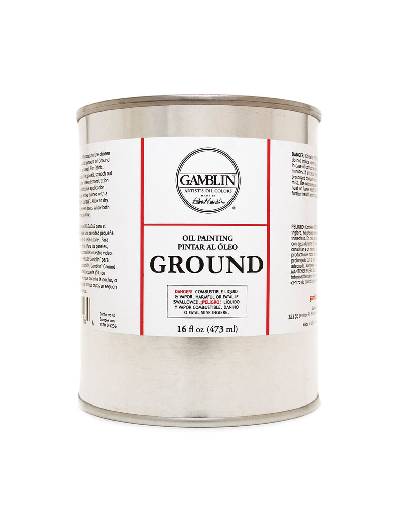 Gamblin Gamblin Ground 16 Fl Oz